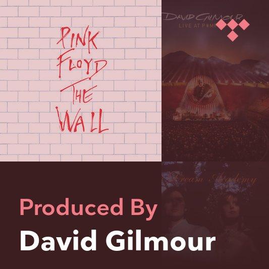 Producer Mix: David Gilmour