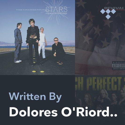 Songwriter Mix: Dolores O'Riordan