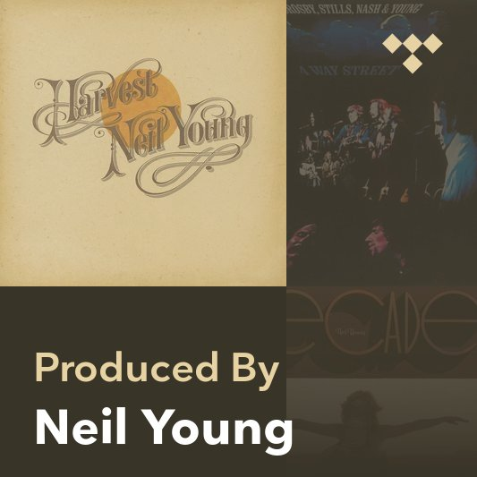 Producer Mix: Neil Young