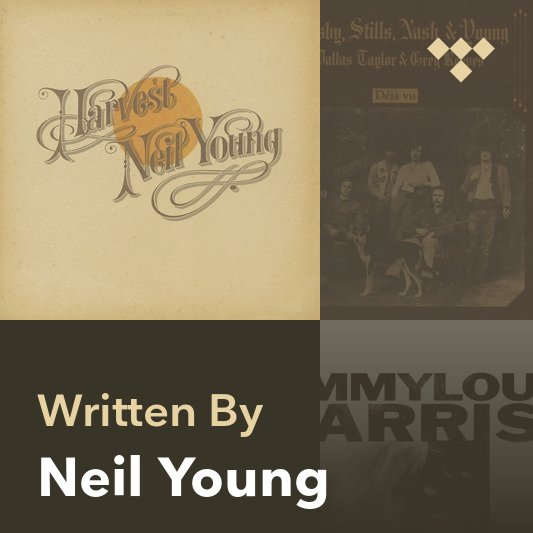Songwriter Mix: Neil Young