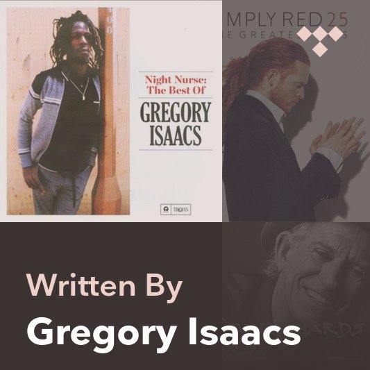 Songwriter Mix: Gregory Isaacs