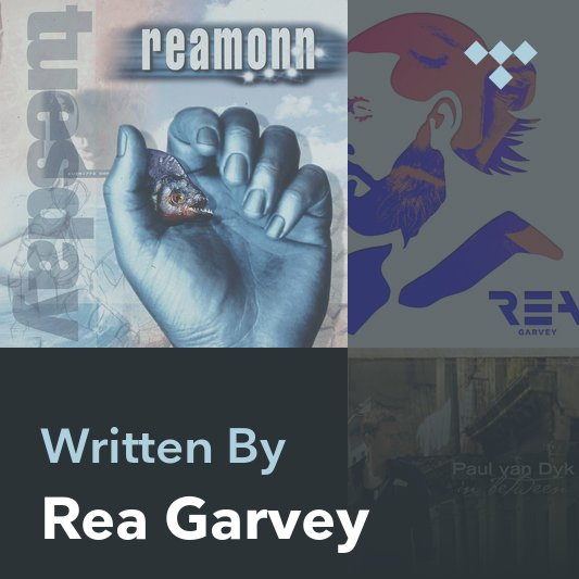 Songwriter Mix: Rea Garvey