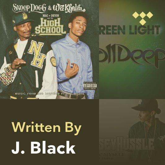 Songwriter Mix: J. Black