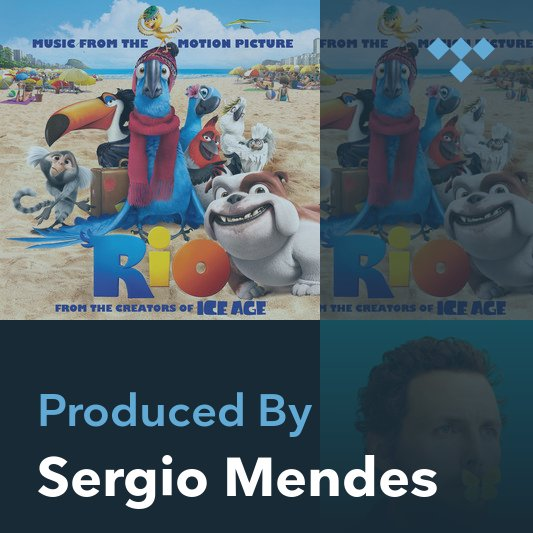 Producer Mix: Sergio Mendes