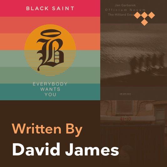 Songwriter Mix: David James