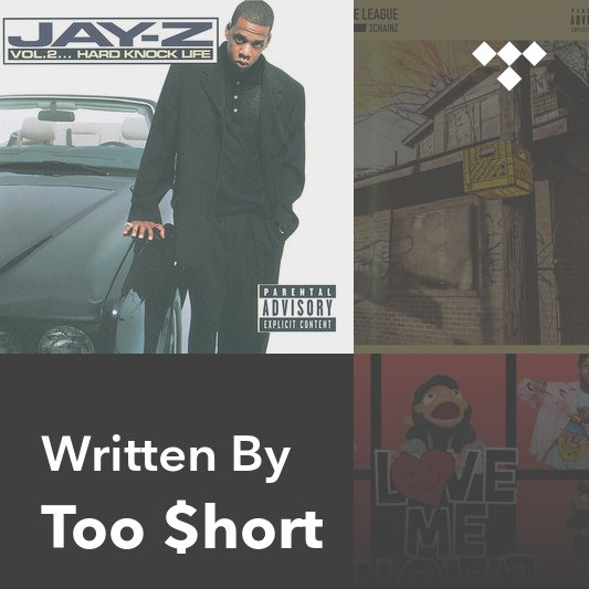 Songwriter Mix: Too $hort