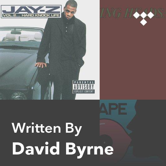 Songwriter Mix: David Byrne