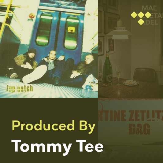 Producer Mix: Tommy Tee