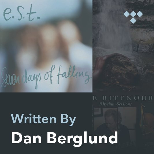 Songwriter Mix: Dan Berglund