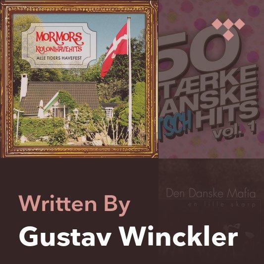 Songwriter Mix: Gustav Winckler