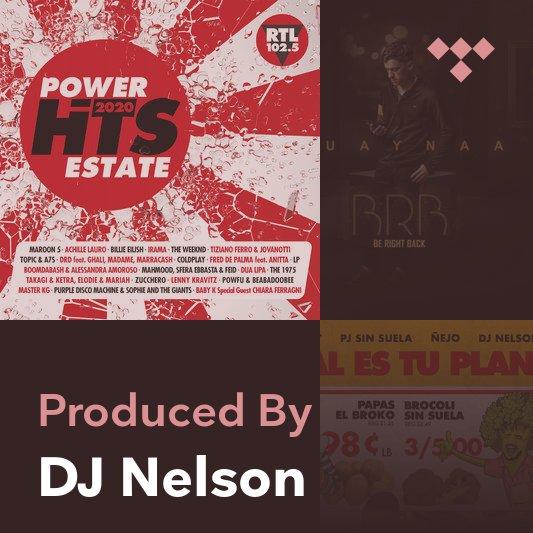 Producer Mix: DJ Nelson