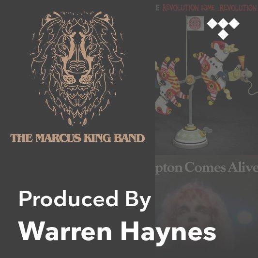 Producer Mix: Warren Haynes
