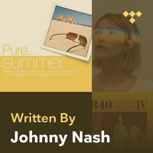 Songwriter Mix: Johnny Nash