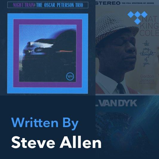 Songwriter Mix: Steve Allen