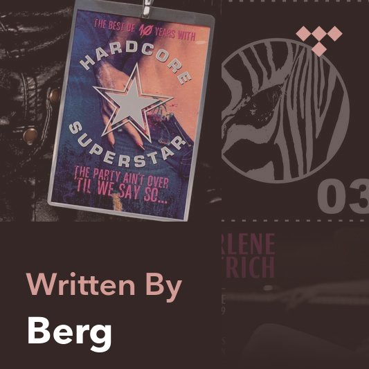 Songwriter Mix: Berg