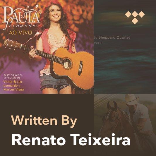 Songwriter Mix: Renato Teixeira