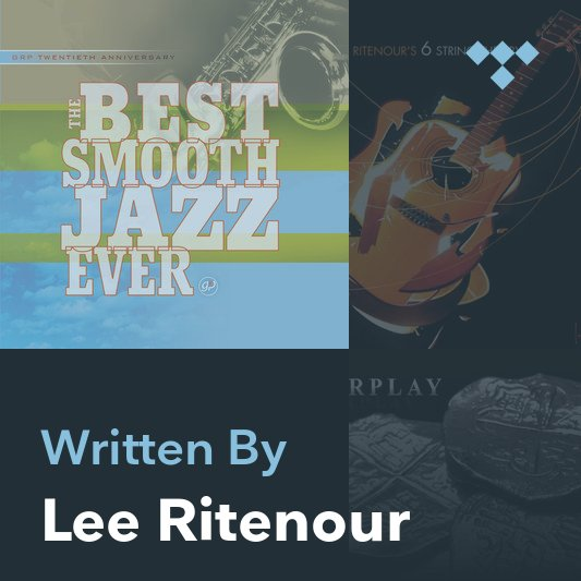 Songwriter Mix: Lee Ritenour