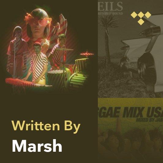 Songwriter Mix: Marsh