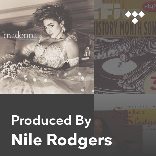 Producer Mix: Nile Rodgers
