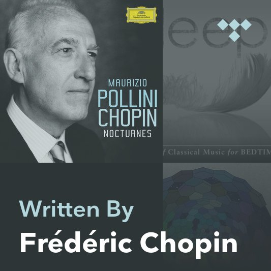 Songwriter Mix: Frédéric Chopin