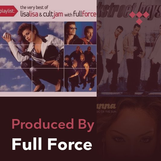 Producer Mix: Full Force