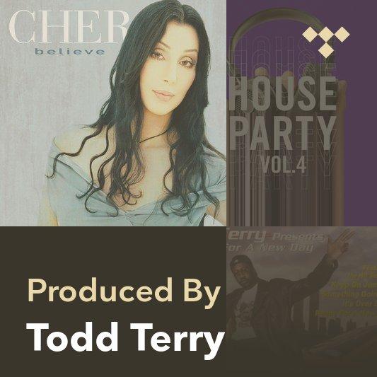 Producer Mix: Todd Terry