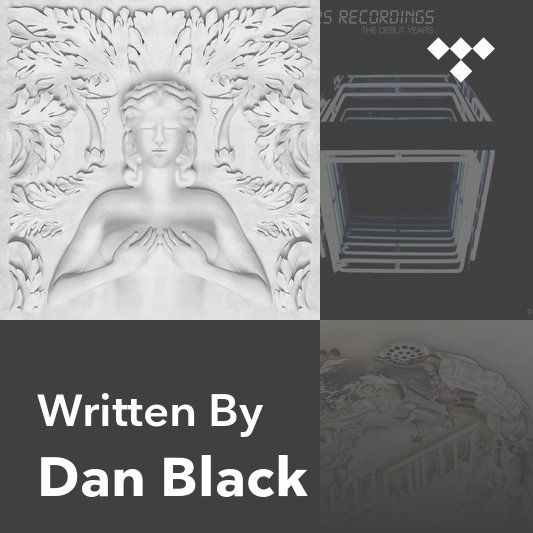 Songwriter Mix: Dan Black