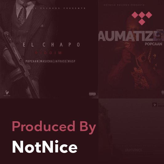 Producer Mix: NotNice
