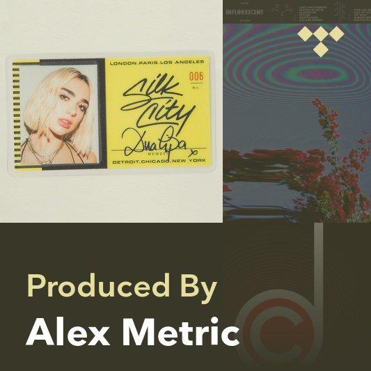 Producer Mix: Alex Metric