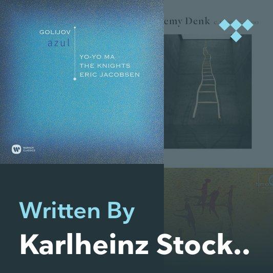 Songwriter Mix: Karlheinz Stockhausen
