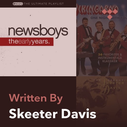 Songwriter Mix: Skeeter Davis