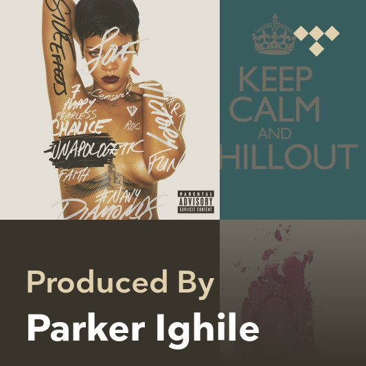 Producer Mix: Parker Ighile