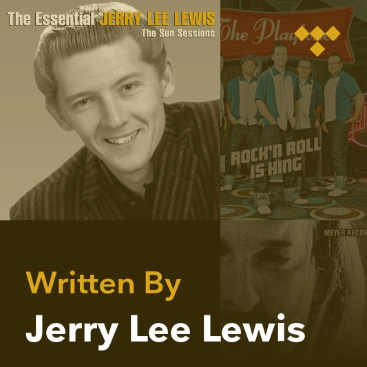 Songwriter Mix: Jerry Lee Lewis