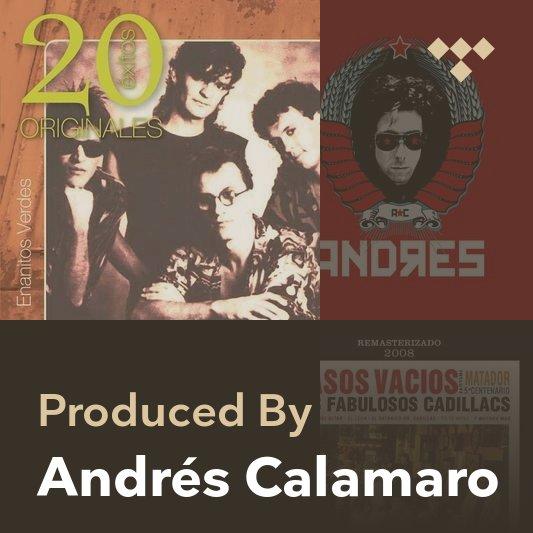 Producer Mix: Andrés Calamaro