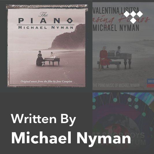 Songwriter Mix: Michael Nyman