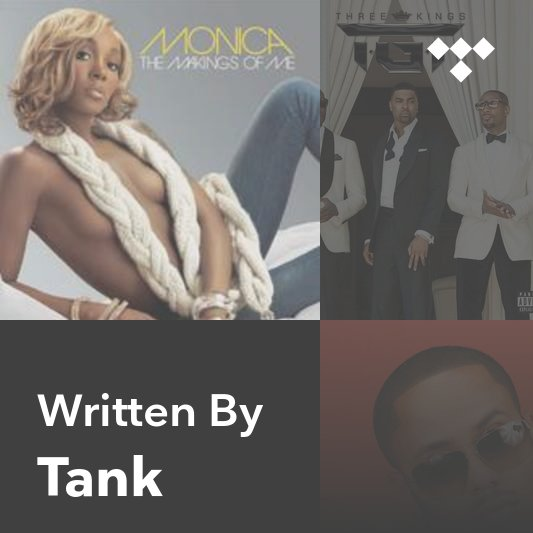 Songwriter Mix: Tank