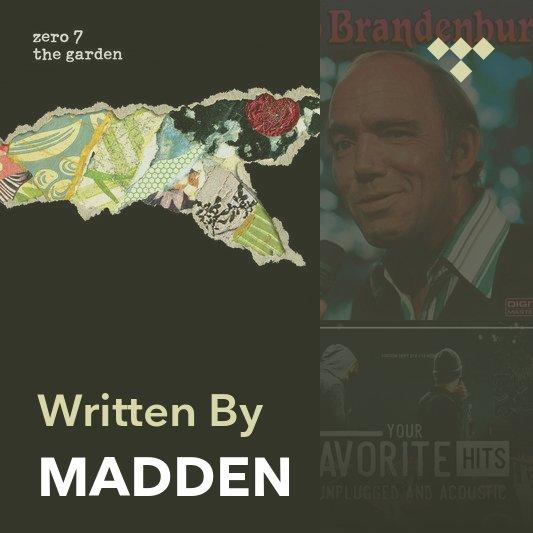 Songwriter Mix: MADDEN