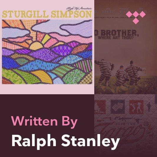Songwriter Mix: Ralph Stanley