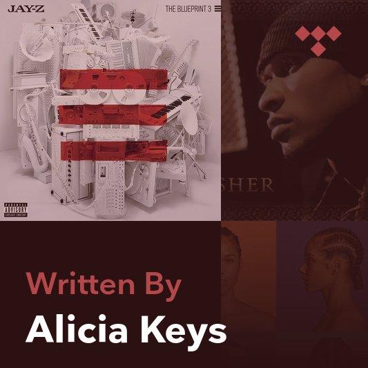 Songwriter Mix: Alicia Keys