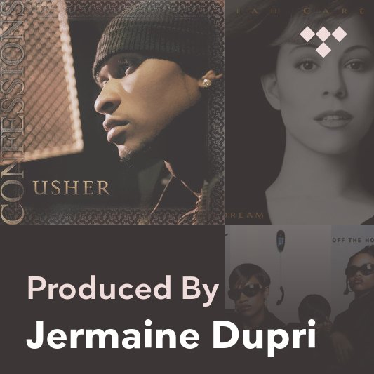 Producer Mix: Jermaine Dupri