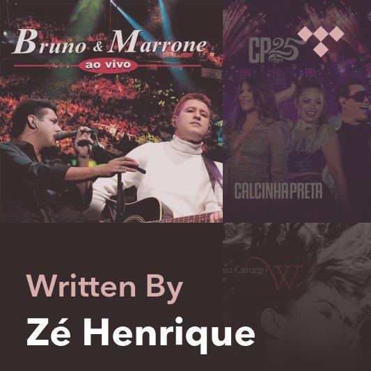 Songwriter Mix: Zé Henrique
