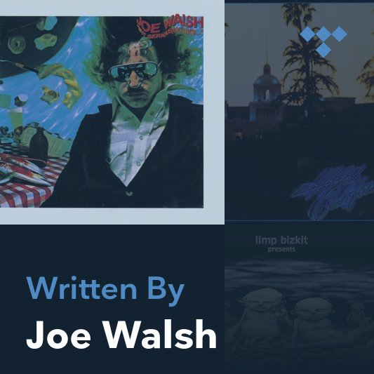 Songwriter Mix: Joe Walsh