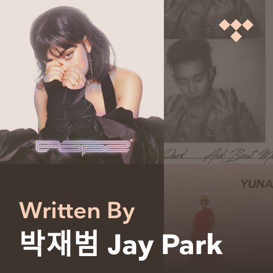 Songwriter Mix: 박재범 Jay Park