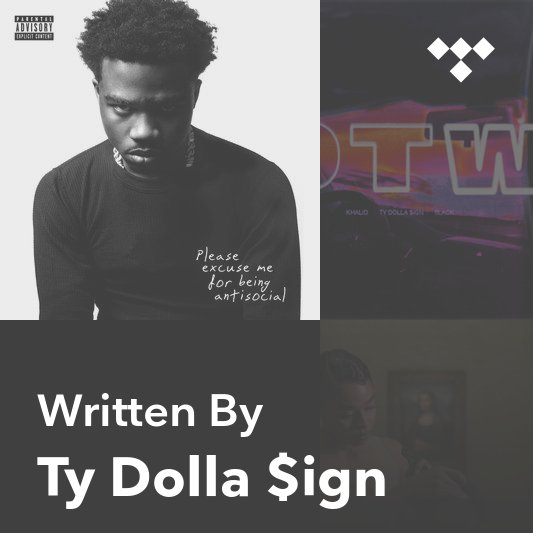 Songwriter Mix: Ty Dolla $ign