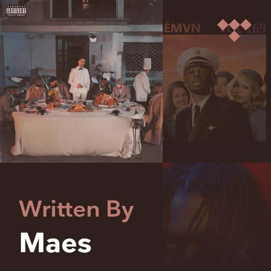 Songwriter Mix: Maes