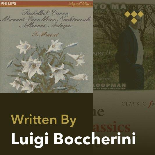 Songwriter Mix: Luigi Boccherini