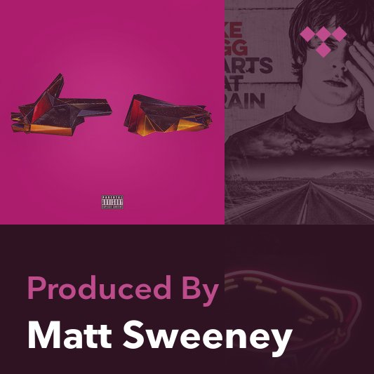 Producer Mix: Matt Sweeney