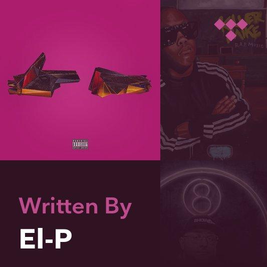Songwriter Mix: El-P