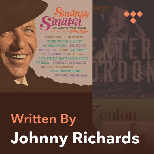 Songwriter Mix: Johnny Richards