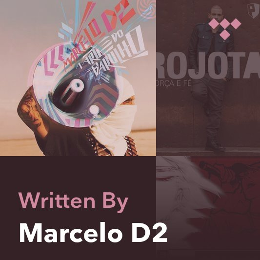 Songwriter Mix: Marcelo D2